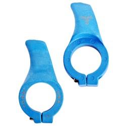 Acoples Manillar TOGS Azul