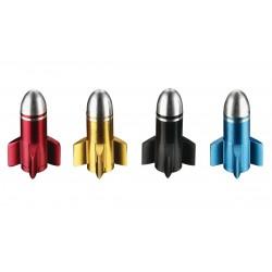 Tapon Valvula Fouriers Rocket Oro