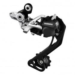 Cambio Shimano XT M786 10v Shadow Plus SGS Plata