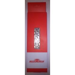 Cadena Sunrace CN11A 11V 266gr 116 eslabones Plata