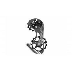 Portapoleas Fouriers Full Ceramic CNC Shimano 11-15 Negro