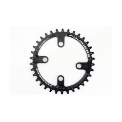 Plato Fouriers 96bcd Shimano Negro