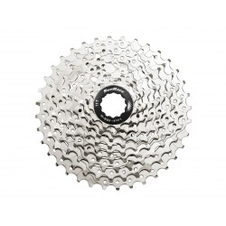 Cassette Sunrace M96 9V 11-34 Nickel