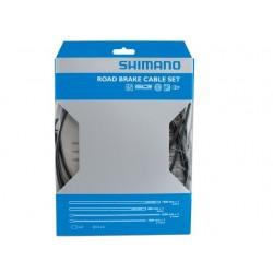 Kit Cables y Fundas Shimano Cambio Negro