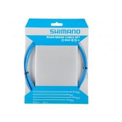 Kit Cables y Fundas Shimano Freno Azul