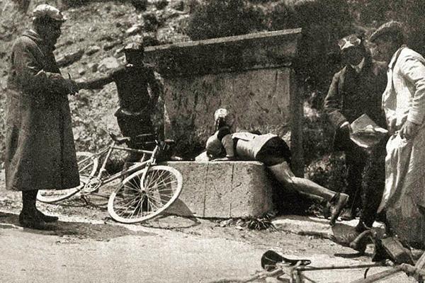 inicios del tour de francia