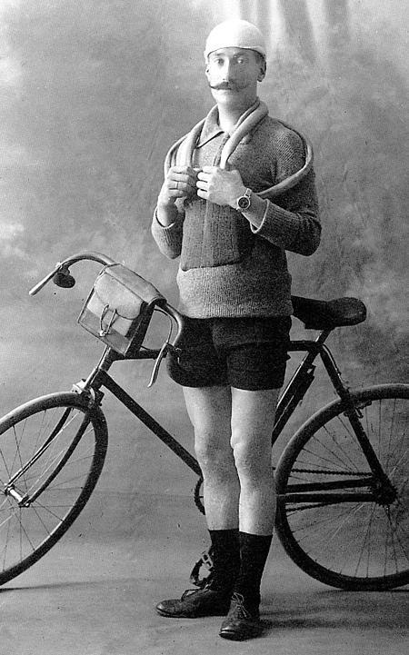 ciclista español Vicente Blanco