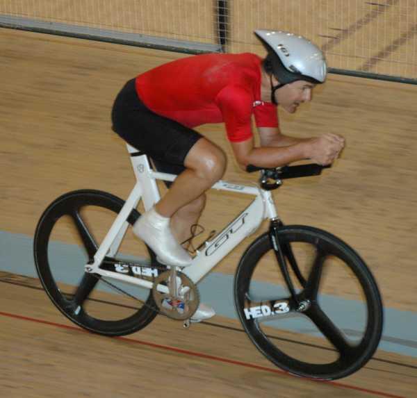 24h en bicicleta Michael Secrest
