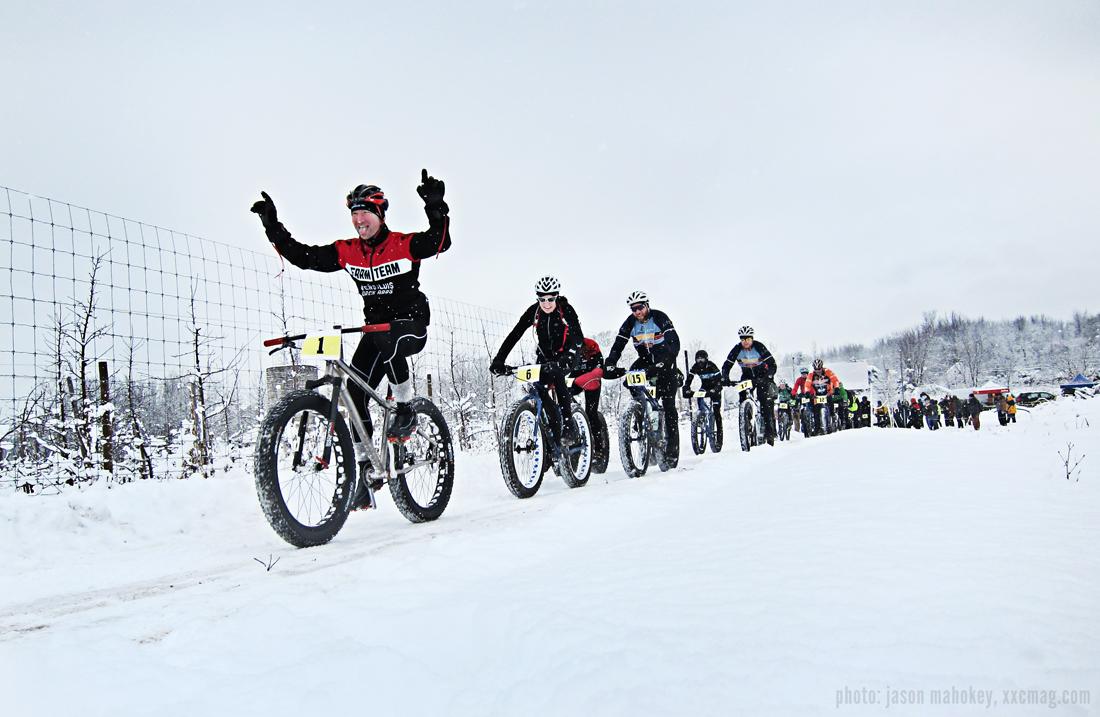 prueba fat bike