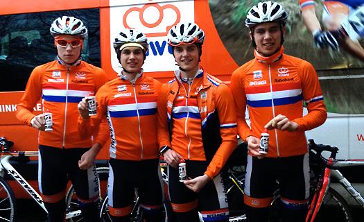 equipos ciclistas boeshield T9