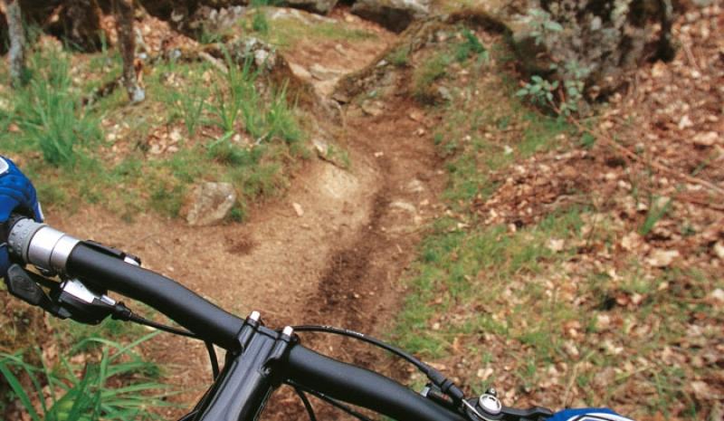 Consejos bajar con bicicleta de montaña