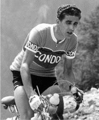ciclista Federico Martin Bahamontes