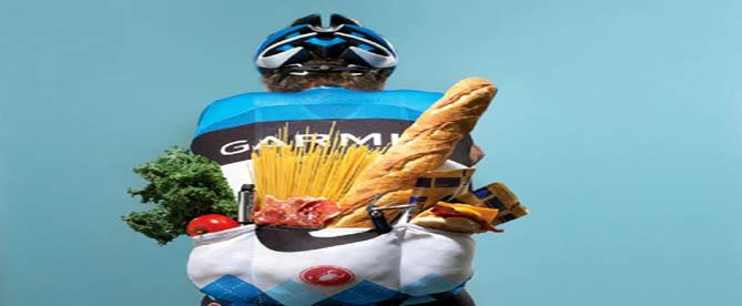 correcta alimentación ciclista