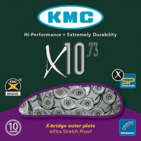 Cadena KMC X10-73 10V