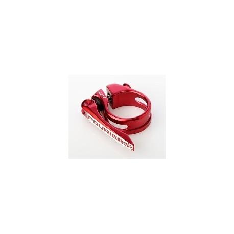 Cierre Sillin Fouriers QX002 Rojo