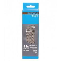 Cadena Shimano HG701 Sil-Tec 116 esl. 11V