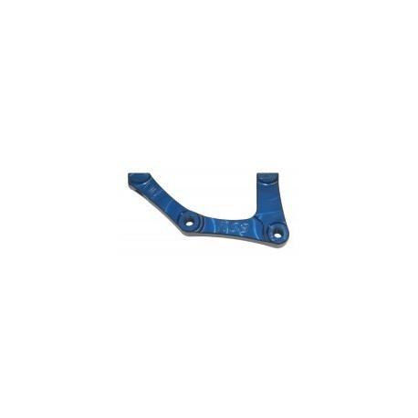 Adaptador de freno Trasero NSB PM-IS Azul 180mm