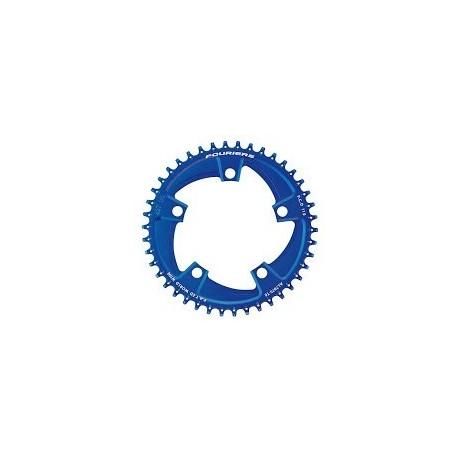 Plato Fouriers 130bcd Azul