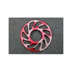 Espaciador Cassette Fouriers DX003 Crta Rojo