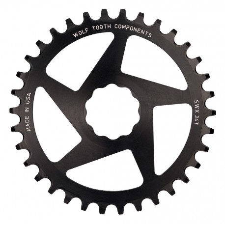 Plato Wolf Tooth S-Works Negro