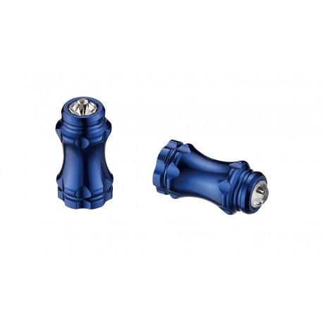 Tapon Valvula Fouriers Diamond Azul