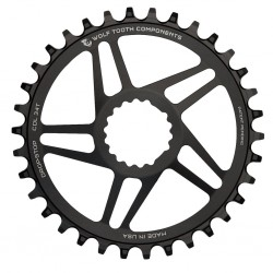 Plato Wolf Tooth Cannondale Hollowgram Negro