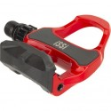 Pedales ISSI Road Carbon Rojo