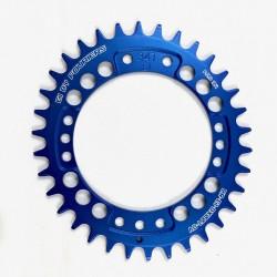 Plato Fouriers E1 Oval 104BCD Azul