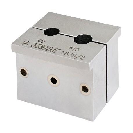 Sujetador de ejes Unior 9-10mm
