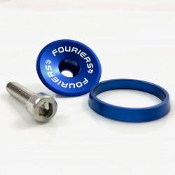 Tapa Dirección Fouriers DX002 Azul