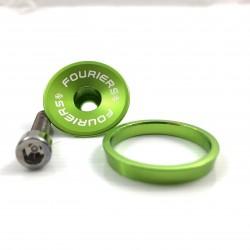 Tapa Dirección Fouriers DX002 Verde