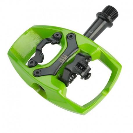 Pedales ISSI Flip II Verde