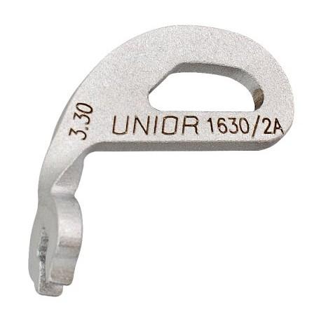 Llave de radios Unior 3.3mm