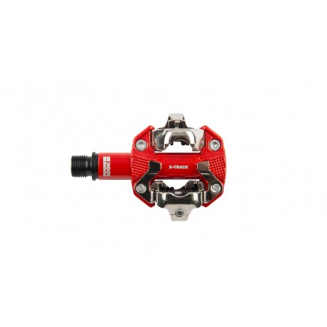 Pedal LOOK X-Track Rojo