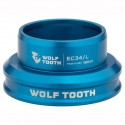 Dirección Wolf Tooth Ext. Inf. EC49/40 Azul