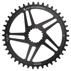 Plato Wolf Tooth Cannondale CX Negro