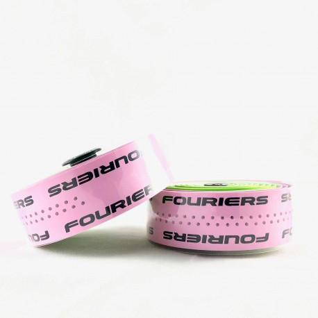 Cinta Manillar Fouriers Verde-Rosa