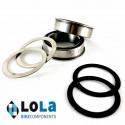 Pedalier LOLA PressFit 4130