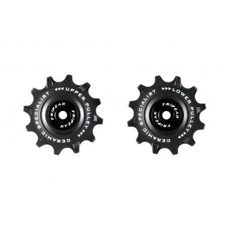 Jgo Roldanas Tripeak Shimano Dura-Ace/Ultegra 12-12 Super Ceramic Negro 11V