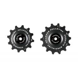 Jgo Roldanas Tripeak Shimano Dura-Ace/Ultegra 12-14 Super Ceramic Negro 11V