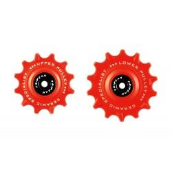 Jgo Roldanas Tripeak Shimano Dura-Ace/Ultegra 12-14 Super Ceramic Rojo 11V