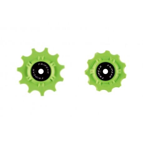Jgo Roldanas Tripeak Sram Mtb 12-14 Super Ceramic Verde