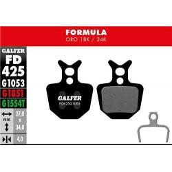 Pastillas Freno Galfer Standard Formula Oro 18K, 24K