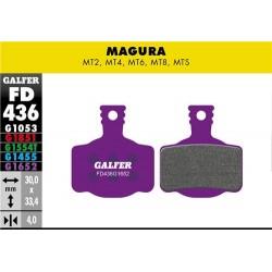 Pastillas Freno Galfer E-Bike Magura MT2, MT4, MT6, MT8, MTS