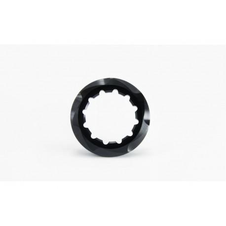 Cierre de Cassette Garbaruk CNC Shimano Negro