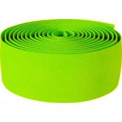 Cinta Manillar Velox Maxi Cork Verde Fluor