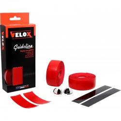 Cinta Manillar Velox Classic Rojo