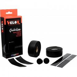 Cinta Manillar Velox Soft Micro Perforada Negro