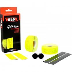 Cinta Manillar Velox Soft Micro Perforada Amarillo Fluor
