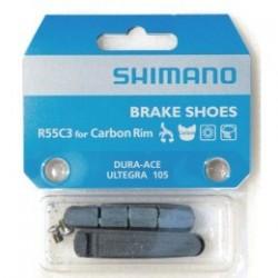 Recambio Zapatas Crta Shimano Carbono R55C3